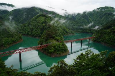 雨の大井川鐵道ひとり旅