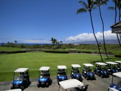 令和元年ハワイ島ゴルフ旅 その2