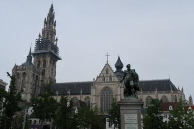 春のオランダ・ベルギー:5:アントワープ
