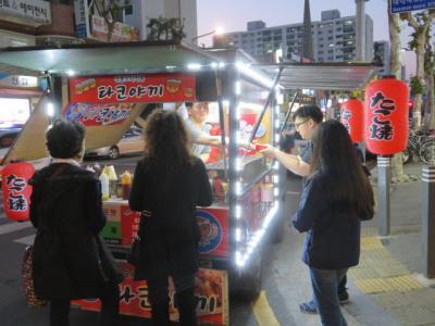 韓国 「行った所・見た所」 大邱駅から大田駅へ更に地下鉄利用で政府庁舎駅に移動