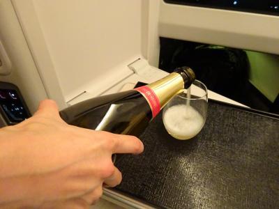 シャンパンな旅,CクラスでKLIA・1,4回目のクアラルンプール,JGC修行・第2章(その2)
