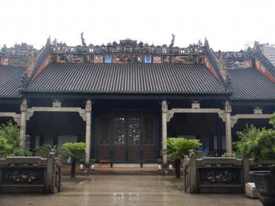 2019 GW  中国・湖南省(武陵源・鳳凰)旅行 【6】 陳氏書院を見て帰国へ