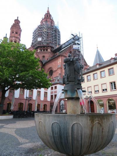 心の安らぎ旅行(2019年 5月 Mainz マインツPart3 Dom 大聖堂♪)
