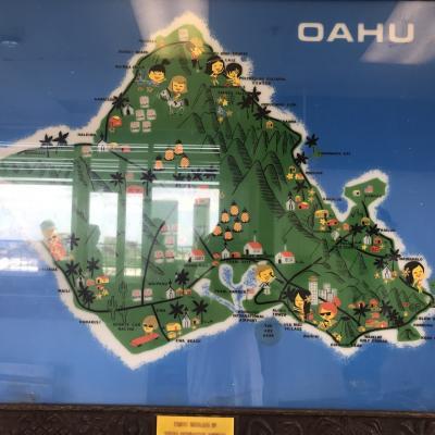 2019・5/21~オアフ島5人旅