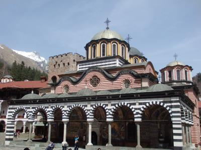 麗しきブルガリア ルーマニア 10日間 1