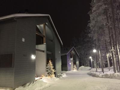 クリスマスのヘルシンキ・ロヴァニエミ・タリンの旅(3)〜ロヴァニエミ〜