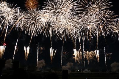 京都 京都芸術花火2019 & リッチモンドホテルプレミア京都駅前宿泊