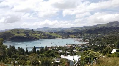 海外一人旅第17段はニュージーランドの大自然に癒される旅 - 7日目(アカロア編)