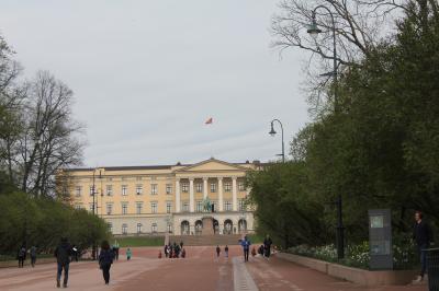 ノルウェーの首都オスロ観光
