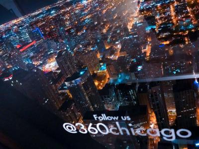 初渡米☆シカゴ