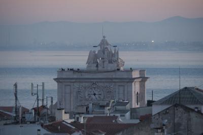アズレージョ瞬く西の果てへ☆ポルトガルそしてパリ 17日間〈12〉ただいま!リスボン♪(リスボン#3)