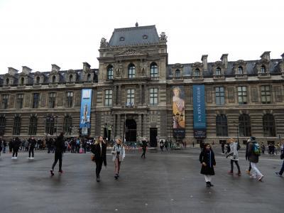 平成最後のお正月はビジネスクラスで行くパリ旅行  Part1