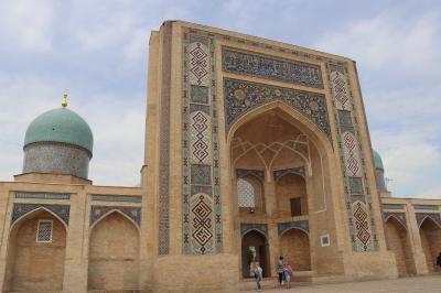 【2019GW】10日間で5カ国周遊:全9フライトでめぐる中央アジア~3つのスタンとキルギス&インド~4-5日目(ウズベキスタン)