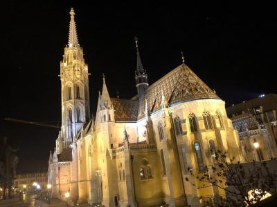 麗しきブルガリア ルーマニア10日間 8 ブダペスト