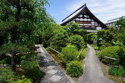 関西散歩記~2019 京都・京都市上京区・北区編~