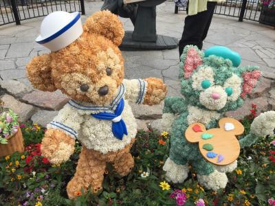 2015年5月 初ひとりディズニー、東京ディズニーシーでイースター