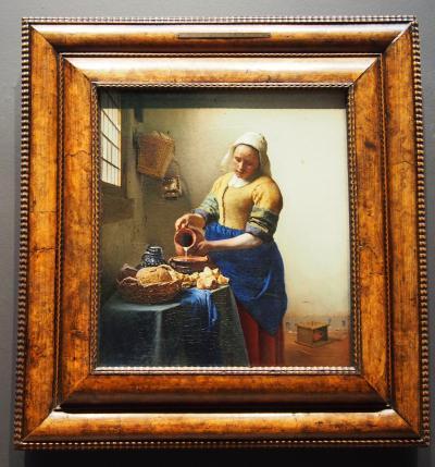 2019GW ベルギー・オランダ一人旅⑫【オランダ美術館巡り・アムステルダム国立美術館・ゴッホ美術館を見てみたい♪】編