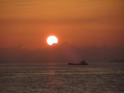 初夏の山陽・四国旅(24【終】)徳島から東京へ18時間の船旅(オーシャン東九フェリー)