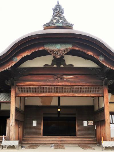 京都平成02 醍醐寺a 三宝院  (殿堂・庭園) 拝観 ☆表書院は国宝・境内は世界遺産
