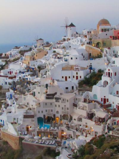 536.Greece 何度来ても素敵なイアの町 [ギリシア3回目編Part3]
