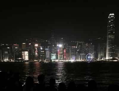 夫婦自由気ままなシンガポール マカオ 香港の旅  -その3- 香港