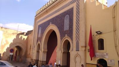 2019GW 父を連れてスペイン~モロッコ旅⑥フェズ