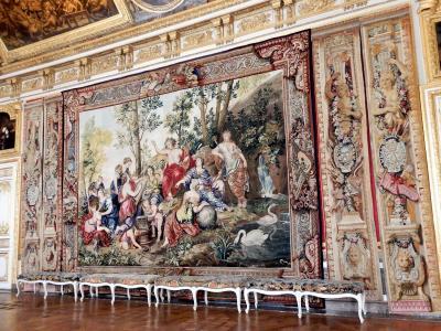 フランスの8つの世界遺産を巡る旅【14】7日目(【世界遺産】ヴルサイユ宮殿2と凱旋門)