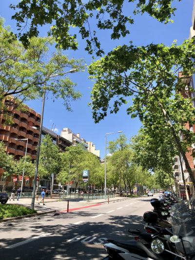 初めてのヨーロッパ 当日予約でバルセロナひとり旅