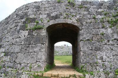 琉球王国のグスク及び関連遺跡群 座喜味城と世界遺産座喜味城跡ユンタンザミュージアム