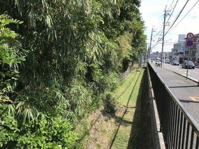 兵庫県の城跡巡り:富松城跡、貴重・尼崎の街中に残る中世の遺構。すぐ近くには温泉が。