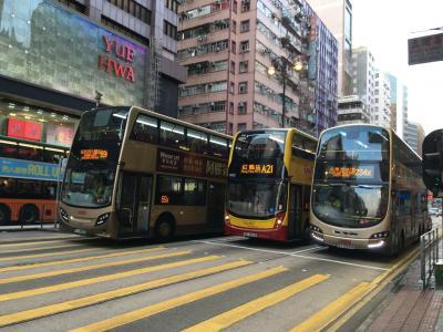 201905 令和の旅初めは香港から