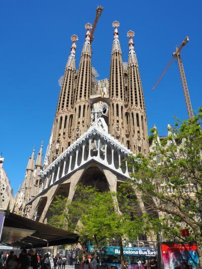 スペイン・バルセロナ 女2人旅
