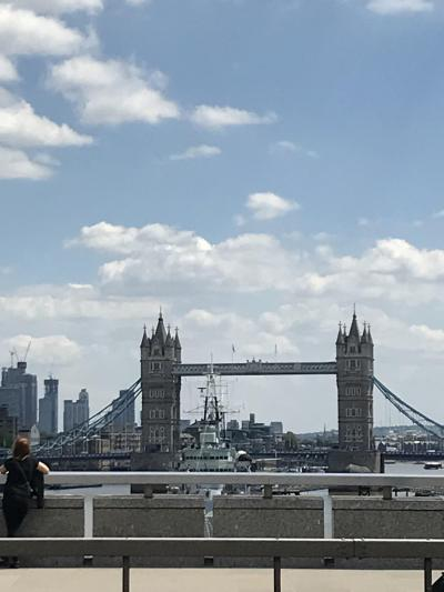 ロンドン6日間2019 ちょっとマンネリ親子旅 その①