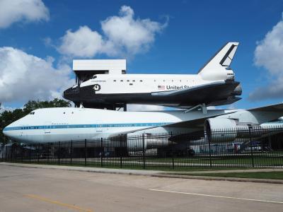 2019年ゴールデンウィークはシアトルからテキサスへ NASAトラムツアー(ヒューストン編)
