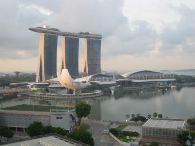 シンガポール4日間(1)カトン地区~アラブストリート