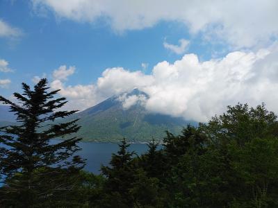 日光2019初夏 【1】明智平、中禅寺湖、竜頭ノ滝