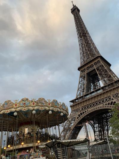 パリへの再訪(DAY2)