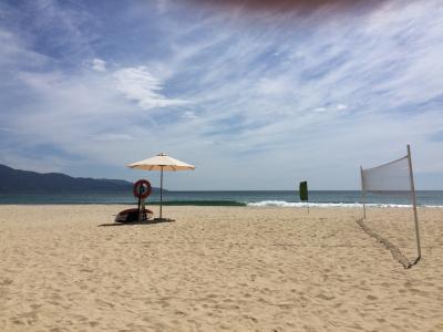 ベトナム、ダナン、ホイアン、私のリゾートスタイル