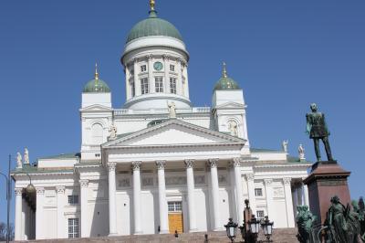 フィンランドの首都ヘルシンキ観光