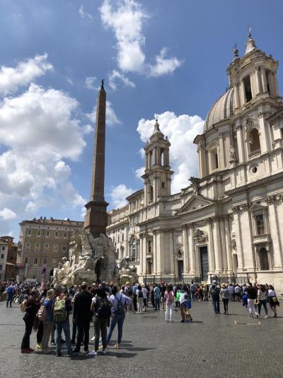 再びイタリアへ ローマとカプリ島