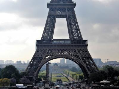 フランスの8つの世界遺産を巡る旅【15】8日目(パリ市内1)