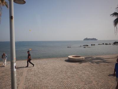 エーゲ海クルーズ/キプロス島へ(後半)