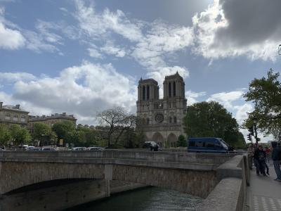 パリへの再訪(DAY4,5)