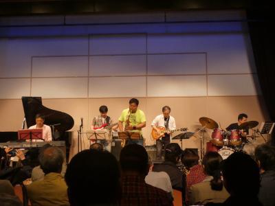 高槻ジャズストリート 2019(Takatsuki Jazz Street 2019, Osaka, Japan)