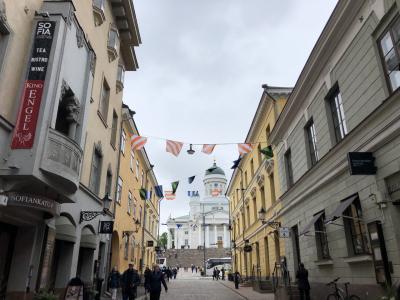 2019 2回目のフィンランド3日目前半 イッタラ村へ