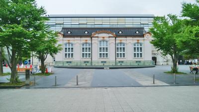 武田五一設計の京都府立図書館を見学します