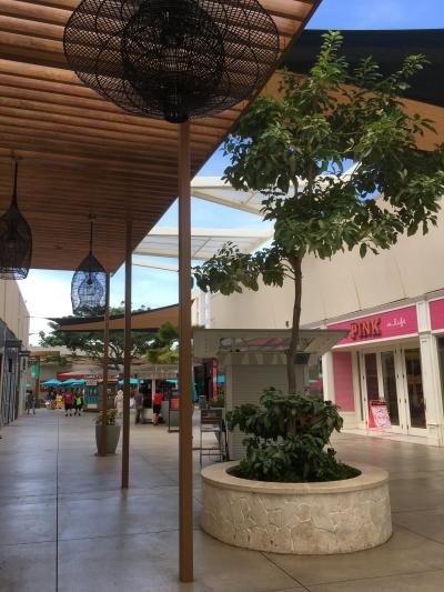 【ショッピングモール KA MAKANA ALI'I】ハワイ・コオリナ(3度目のAulani Disney)⑥
