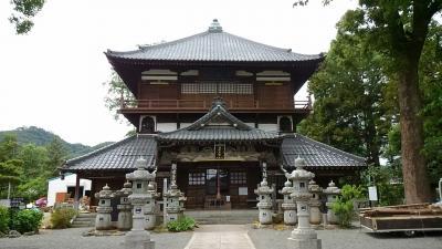 群馬県と埼玉県のさざえ堂を巡る。