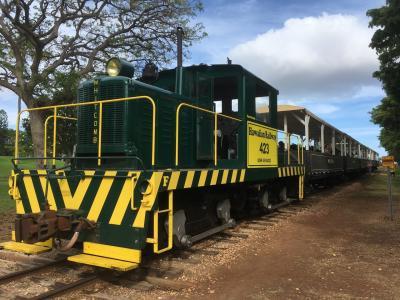 【トロッコHawaiian Railway!KA MAKANA ALI'I から】ハワイ・コオリナ(3度目のAulani Disney)⑦