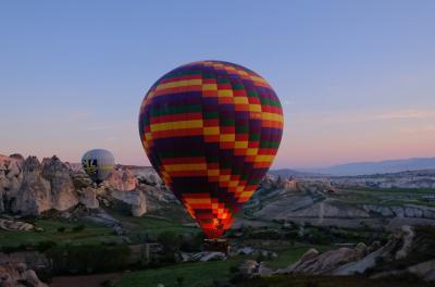 いろいろ楽しめるトルコのカッパドキア旅行!